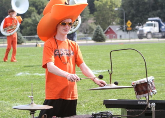 drum traps player