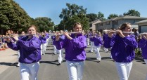 Otte Middle school band