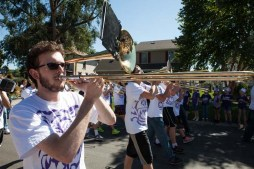 Blair High School band
