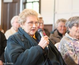 Pat Hunsche shares stories.