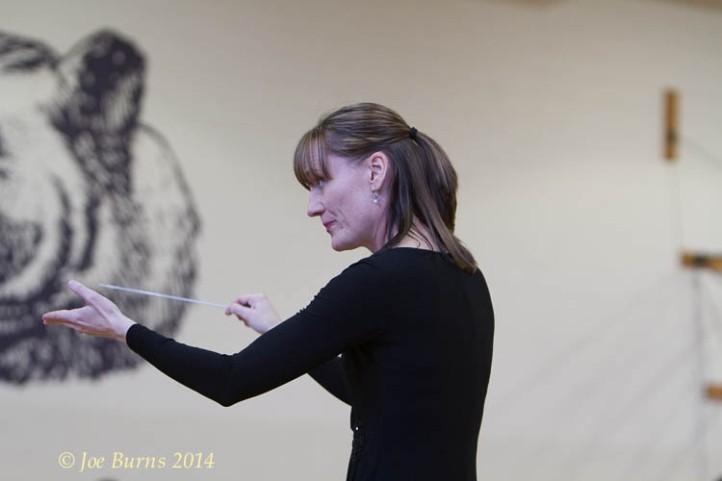 Guest Conductor Jennifer Hawkinson