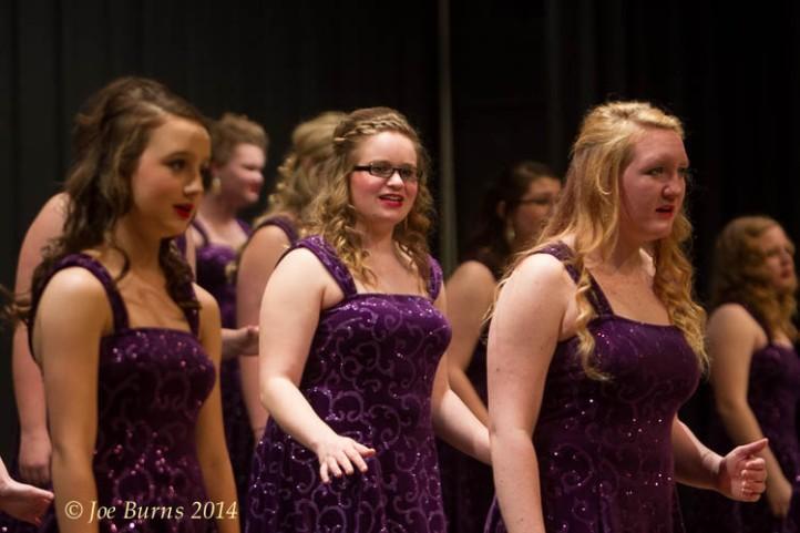 Innovation show choir