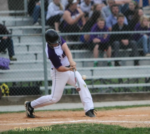 Nick Nelsen homerun