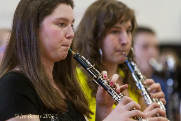 Purple Honor Band
