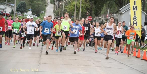 Saturday Morning Walk/Run