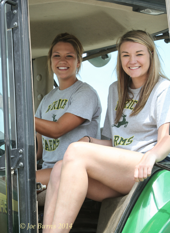 Lexi Taylor and Courtney Wrich