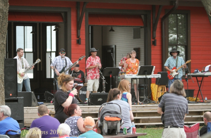 Mulligan Stu performs at June Jam