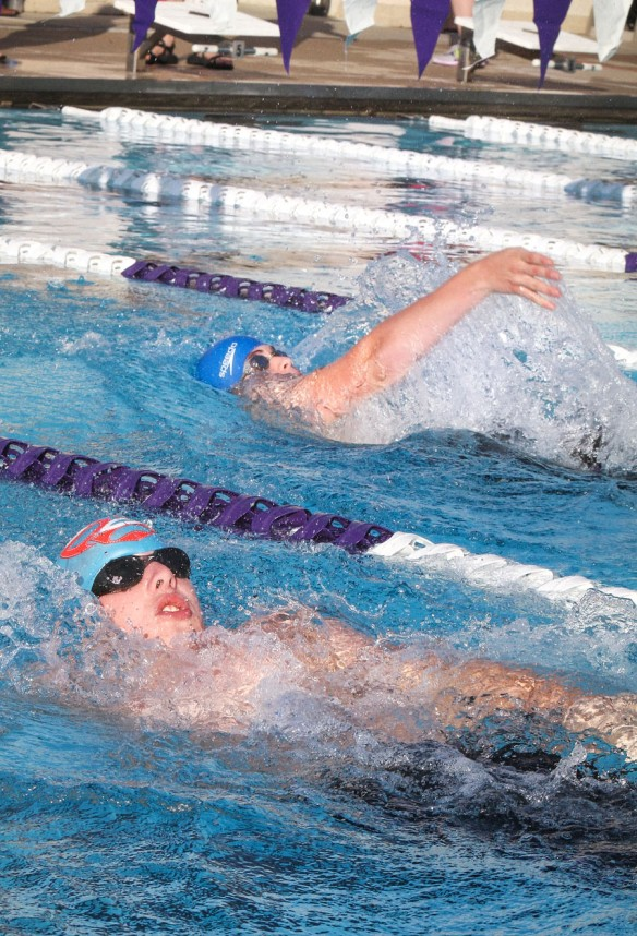 Sean Jeffrey and Elliott Roth compete head to head.