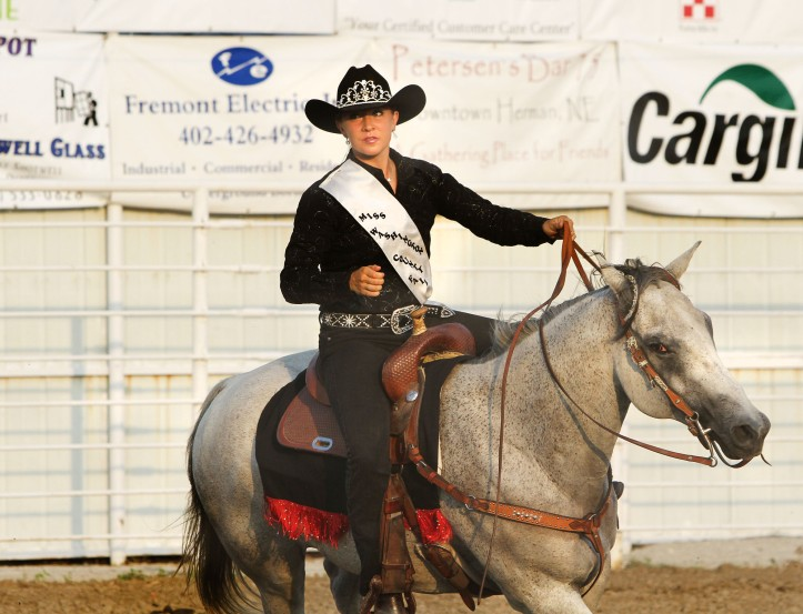 2013 Miss Washington County  Rodeo Chelsea Lukasiewicz.