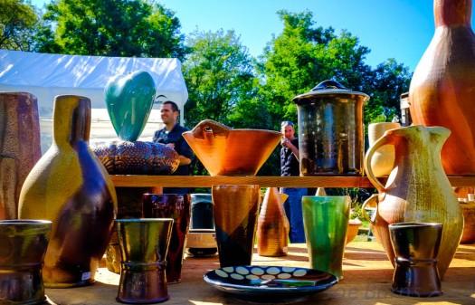 Big Table Studios ceramics.