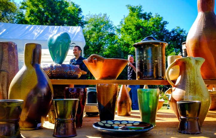Big Table Studios ceramics.