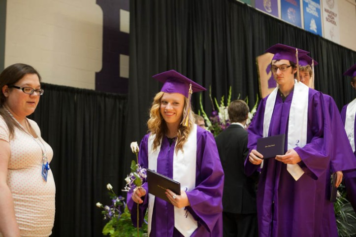 Blair  High School 2014 Commencement