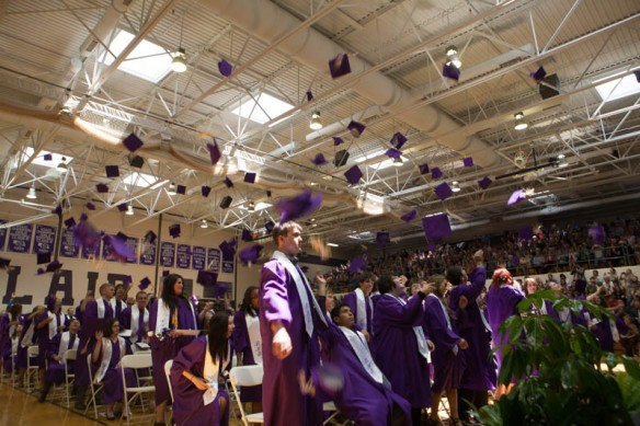 Blair Commencement, May 1 2014