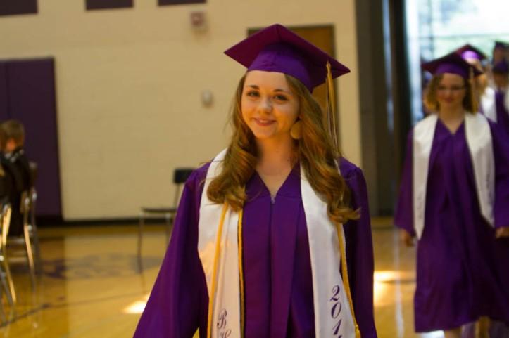 Grads march