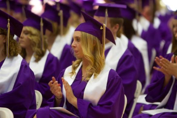 Blair  High School 2014 Commencement