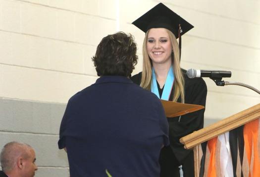 Fort Calhoun Graduation 2015