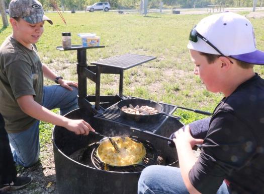 Jacob Rupp, Alec Cook, DeSoto Bend, Classroom of the Week, Arbor Park,