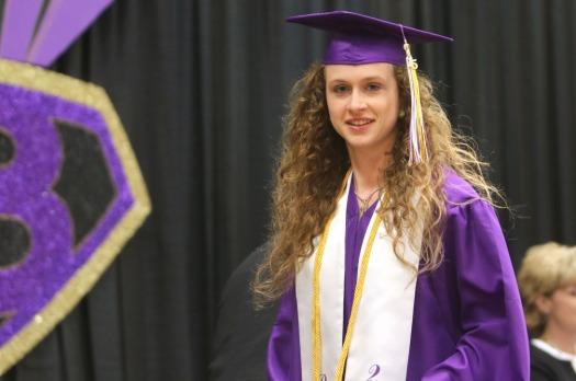 Eliszbeth White,  Scholarship recognition   2015