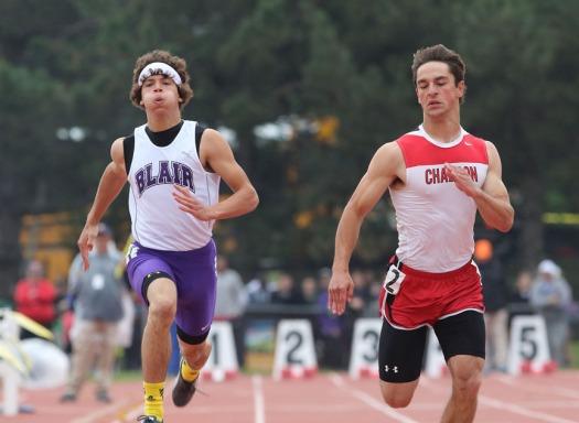 Pitmon Foxall 100 final State Track, Saturday