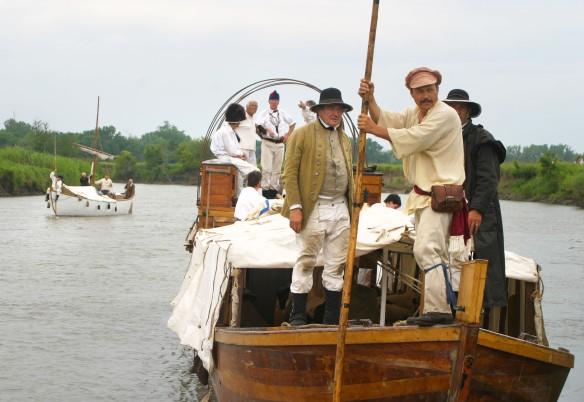 keel boat _white boa arrive t0425