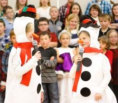 Fort Calhoun winter music concert