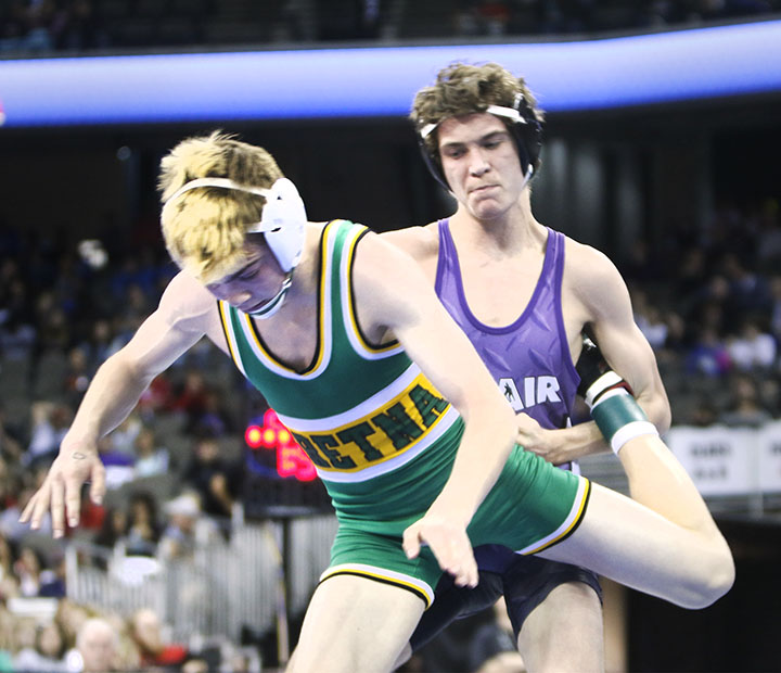 State Wresting finals