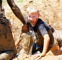 YMCA Day Camp at the Mud Run at Mount Crescent