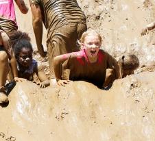 Raptor Recovery- Arlington, Blair YMCA Mud run