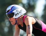USA Triathlon 40 K bike ride included 3.5 segment in Washington County.
