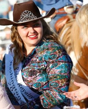 2016 Washington County Rodeo Queen Devon Gottsch.