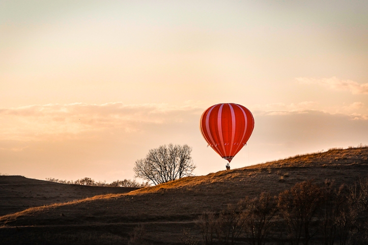 Jaworski Hot Air Balloon