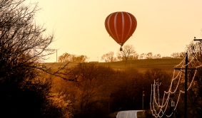 Jaworski Hot Air Balloon