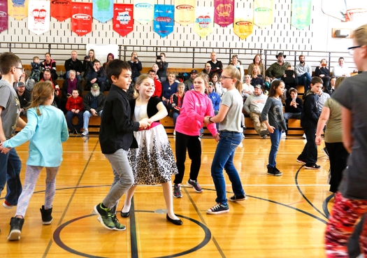 Arbor PE dance classes