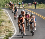 Triathlon Cyclists
