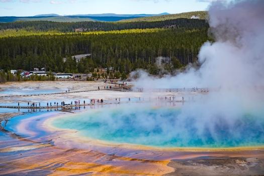 Yellowstone and Teton 2017