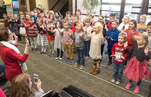 Blair Kinder at WCB