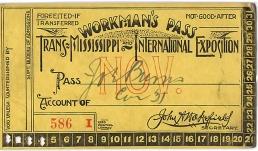 Joe Burns' Workman's Pass