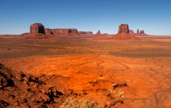 Artist Point, Monument Valley, Navajo Tribal Park, Utah